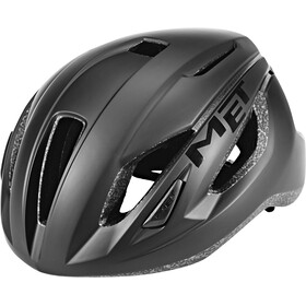 MET Strale - Casco de bicicleta - negro